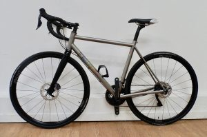 enigma excel disc di2 bike for sale