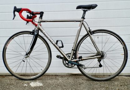 enigma esprit road bike for hire