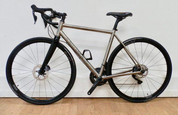enigma evoke disc di2 bike for sale