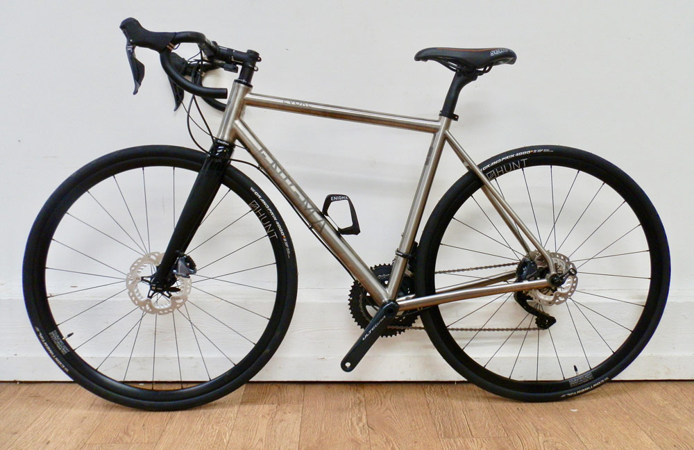 enigma evoke disc di2 bike for sale