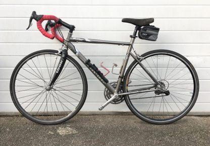 airborne titanium 58 large road bike