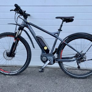 bergamont e-bike for hire