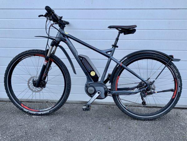 bergamont e-bike for hire