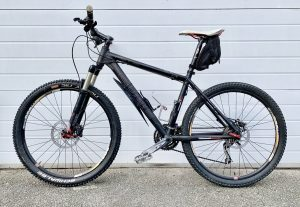 cube hardtail mountain bike for hire
