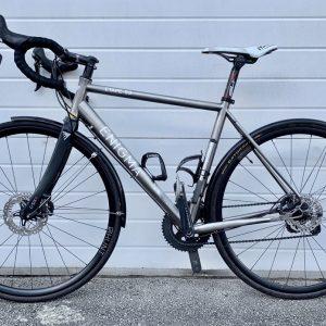 enigma etape road bike for hire