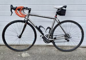 enigma excel 55 road bike