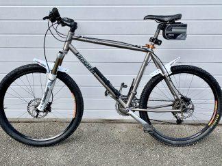 Titanium Pisgan Litespeed mountain bike