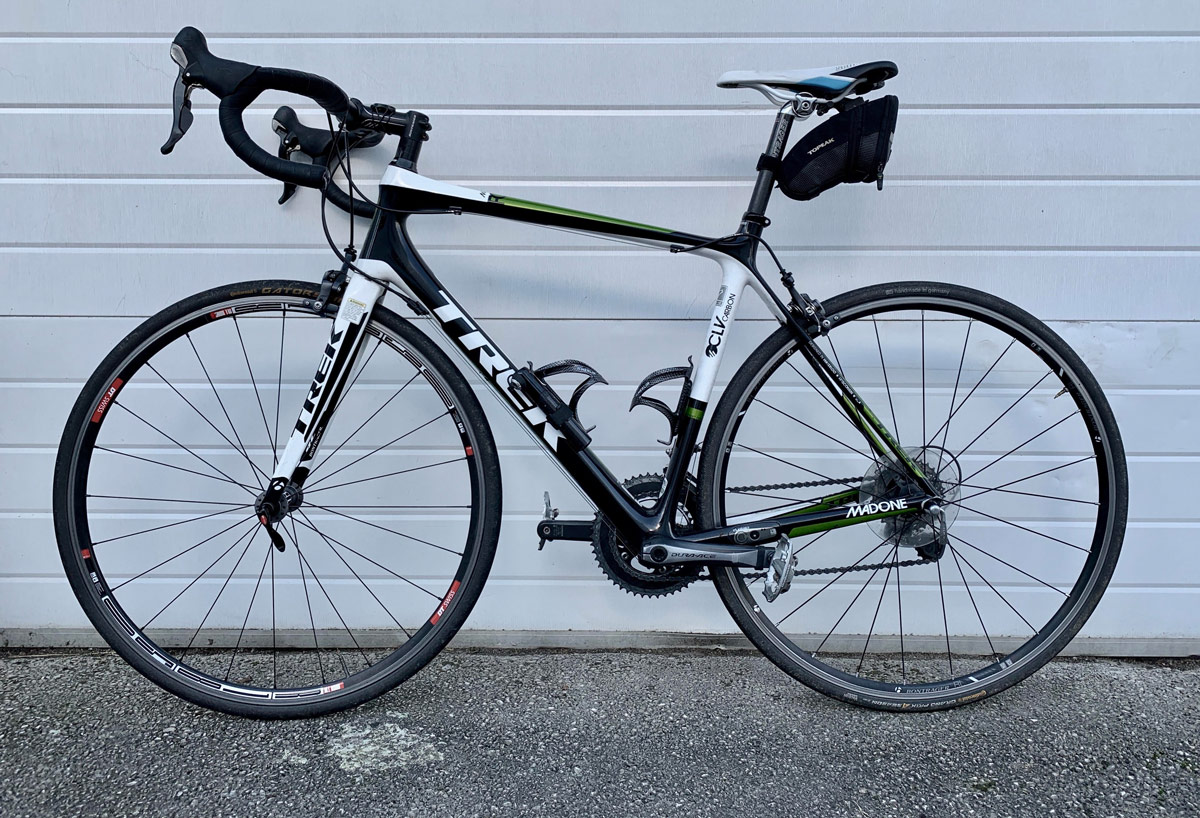 Trek Carbon 56 road bike