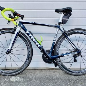 Trek carbon road bike for hire