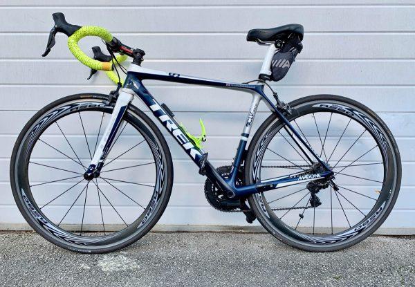 Trek carbon road bike for hire