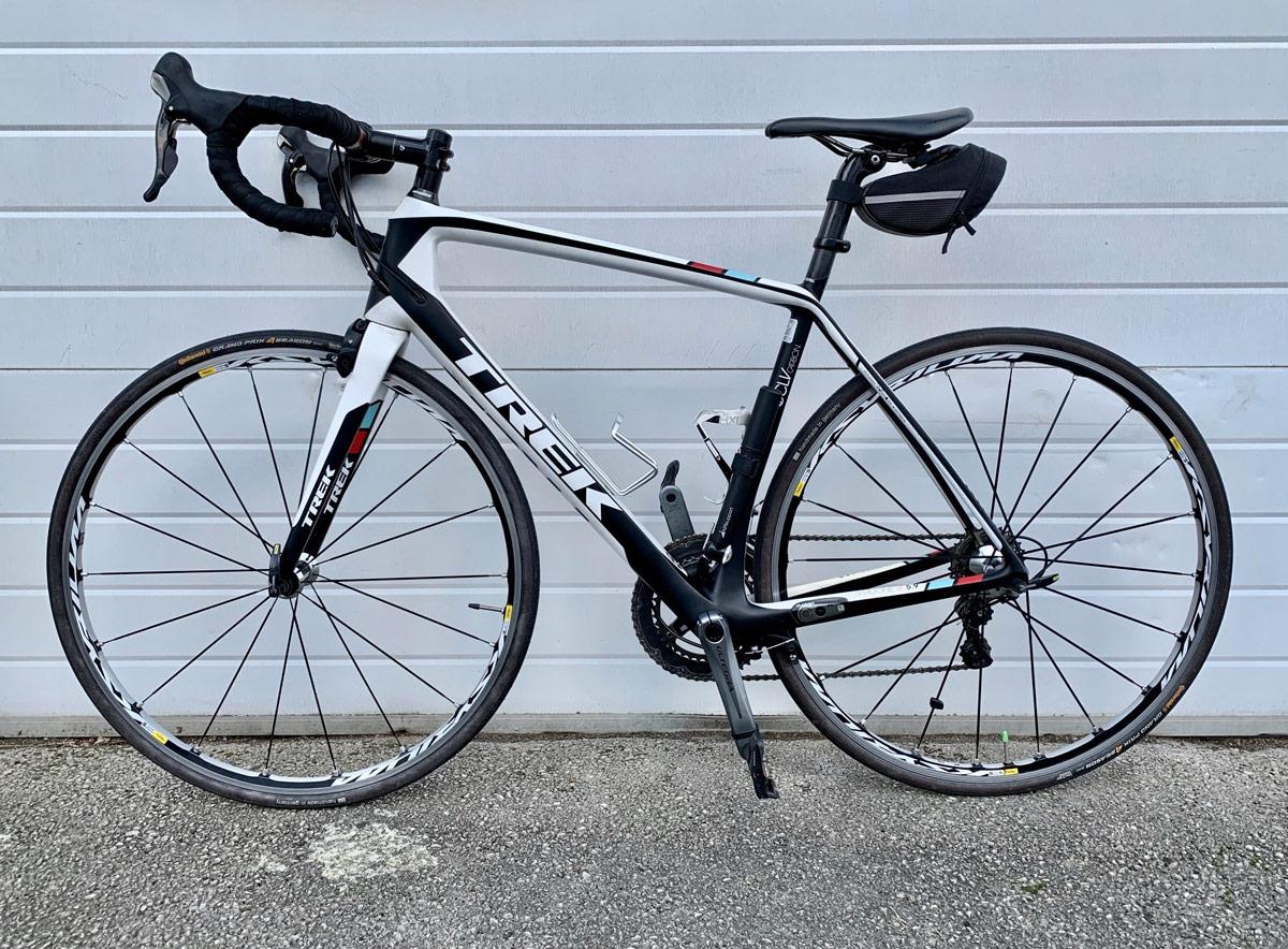 Trek 56 road bike
