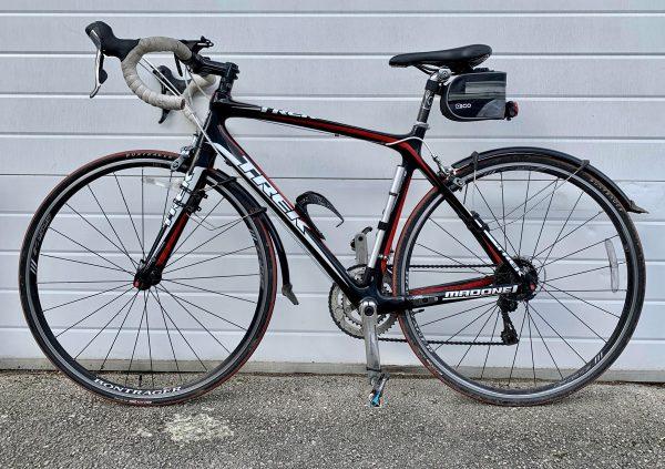 Trek medium road bike