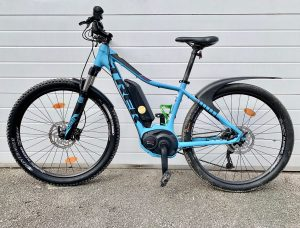 Trek Powerfly E-bike for hire