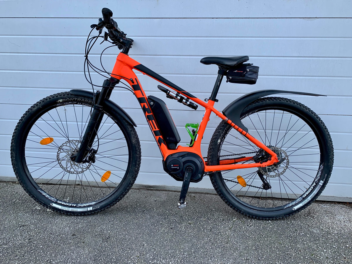a080a72f971 Trek Powerfly 7 E-Bike (Medium) - Lake District Bikes