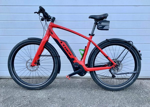 flagship trek e-bike