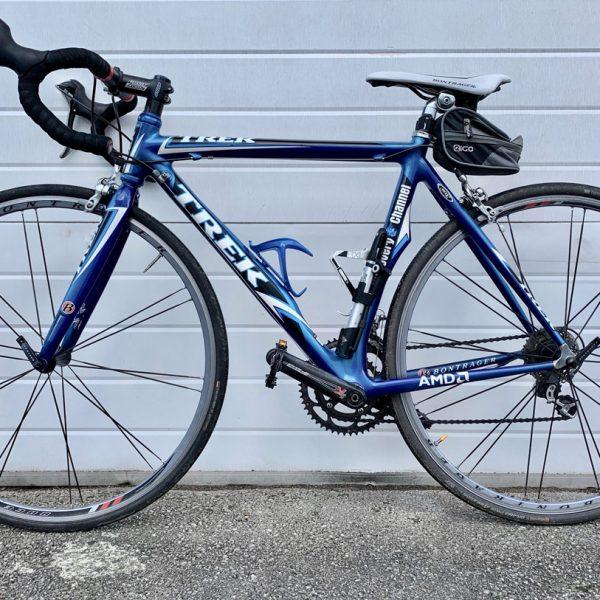 Trek 50 small road bike for hire