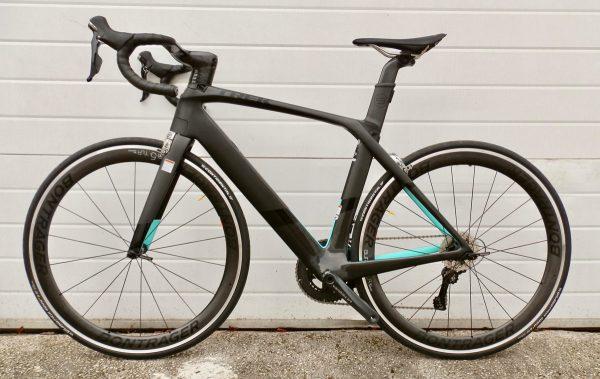 Trek Madone 9.2 Carbon road bike for hire