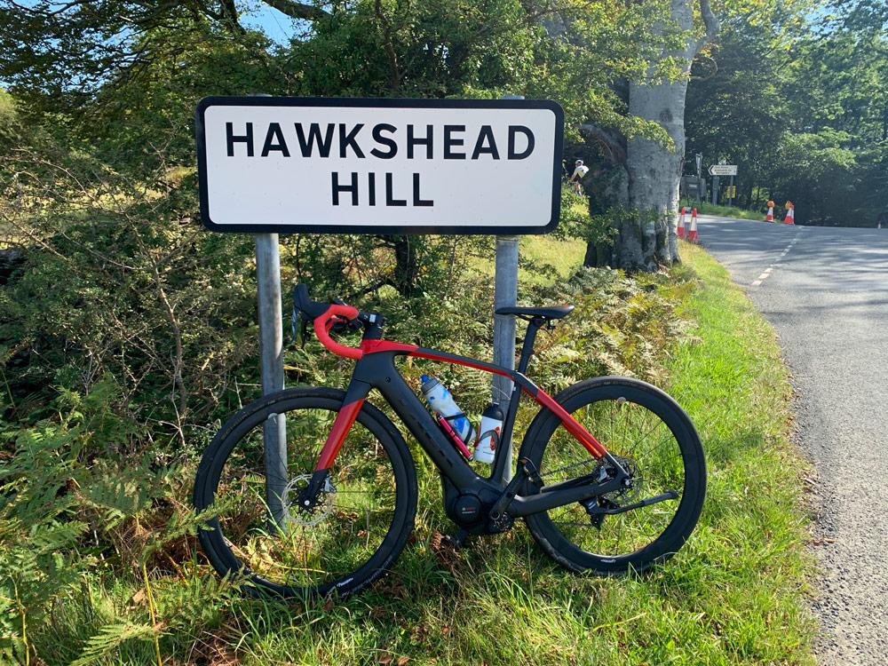 Hawkshead village easy guided ride
