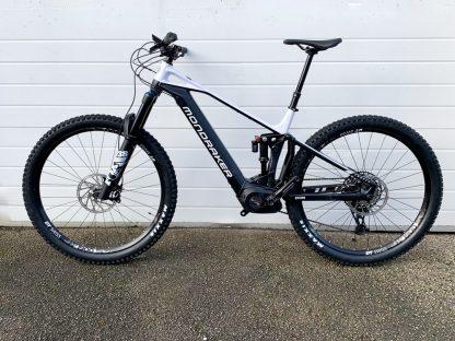 mondraker craft large e-bike for hire